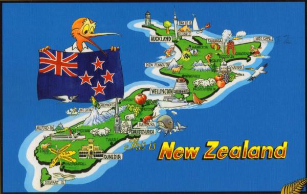 Резултат с изображение за Нова Зеландия е обявена за британска колония.