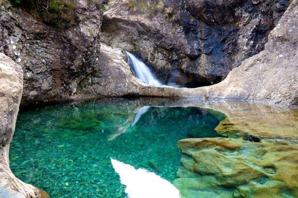 Езерото на феите – истинска приказна красота от Шотландия